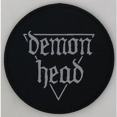 Demon Head Patch