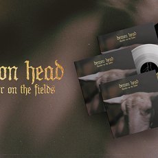 Demon Head - Thunder On The Fields LP Silver 2 thumbnail