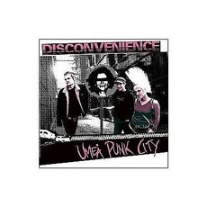 Disconvenience – Umeå Punk City LP