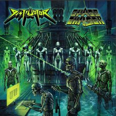 Distillator / Space Chaser - Split Album LP