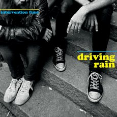 Driving Rain - Intervention Time LP