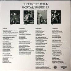 Extended Hell - Mortal Wound LP 2 thumbnail