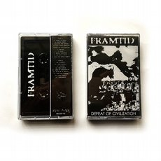 Framtid - Defeat Of Civilization + Split EP Tracks Tape