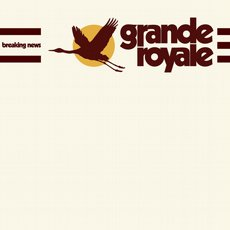 Grande Royale - Breaking News LP Black