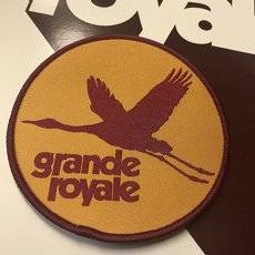 Grande Royale Logo Patch