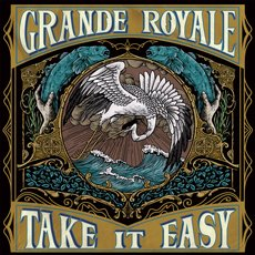 Grande Royale - Take It Easy LP Pink/Purple