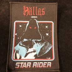 Hällas - Star Rider Patch