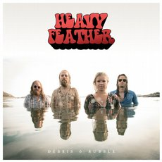 Heavy Feather - Débris & Rubble LP Black