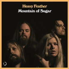 Heavy Feather - Mountain of Sugar LP Limited Transparent Orange