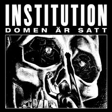 Institution - Domen Är Satt LP