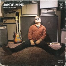Jakob Mind - The One Who got Away LP Transparent Blue