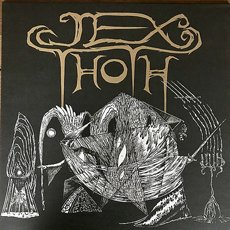 "Jex Thoth - Witness 12"" EP"