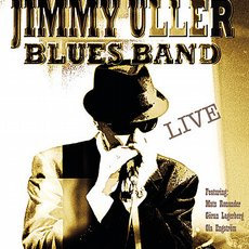 Jimmy Uller Bluesband - LIVE LP