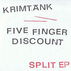 Krimtänk / Five Finger Discount - Split EP