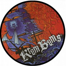 Krum Bums - As The Tide Turns LP Picture disc