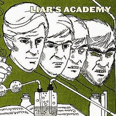 Liars Academy - Run For Cover Green Vinyl