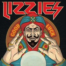 Lizzies - Good Luck LP Red