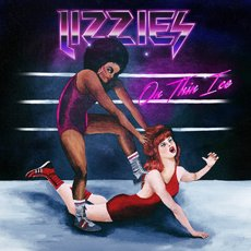 Lizzies - On Thin Ice CD