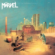 Märvel - At the Sunshine Factory LP Yellow