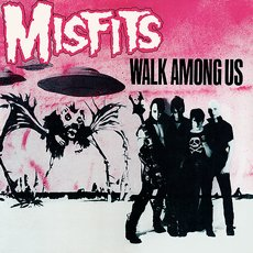 Misfits - Walk Among Us LP Black Limited