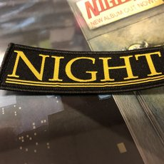 Night Logo Patch
