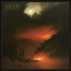 Night - Raft of the World LP Red