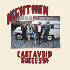 Nightmen - Can´t Avoid Success LP Silver Limited Edition