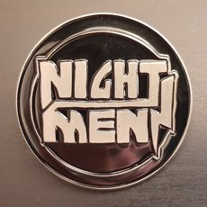 Nightmen Metal Pin