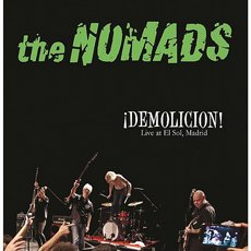 Nomads, The - !Demolicion! Live at El Sol, Madrid LP
