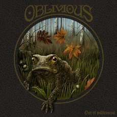 Oblivious - Out of wilderness LP Black