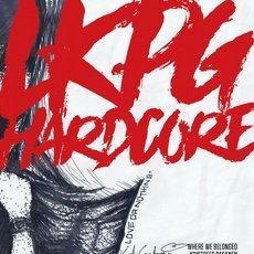 Pasanen, Kristofer - LKPG Hardcore Where we belonged Photo book Limited Cover Carl Cordezui