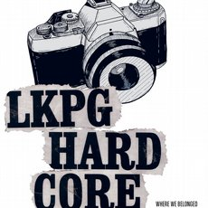 Pasanen, Kristofer - LKPG Hardcore Where we belonged Photo book Limited Cover Mikael Hammarberg
