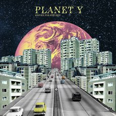 Planet Y - Kniven For Struben LP