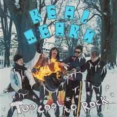 Real Tears - Too Cool To Rock LP