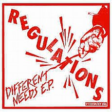 Regulations - Different Needs EP