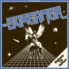 Screamer - Highway of Heroes LP Black