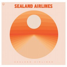 Sealand Airlines - S/T LP Transparent Orange