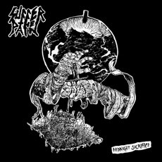 Suffer The Pain - Midnight Sacrifice LP
