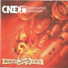 The Chuck Norris Experiment - Right Between the Eyes LP