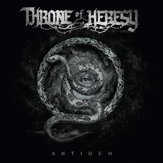 Throne Of Heresy - Antioch LP Gold Limited Edition