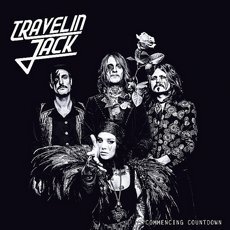 Travelin Jack - Commencing Countdown LP + CD