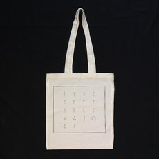 Tyred Eyes Tote bag