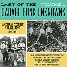 V/A - Last Of The Garage Punk Unknowns Volume 1 LP
