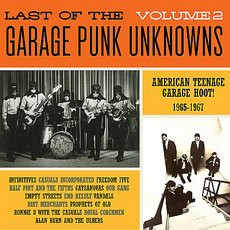 V/A - Last Of The Garage Punk Unknowns Volume 2 LP