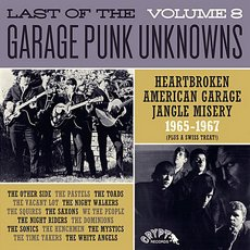 V/A - Last Of The Garage Punk Unknowns Volume 8 LP