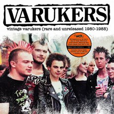 Varukers - Vintage Varukers (rare and unreleased 1980-1985) LP