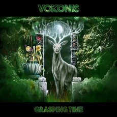 Vokonis - Grasping Time LP Green
