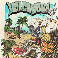 Volcanova - Radical Waves LP Black