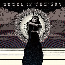 Wheel In The Sky - Heading for the night LP Black